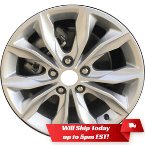New 17 Oem Alloy Wheel Rim For 2019 2020 Chevrolet Chevy Malibu Lt 23389657 Rse