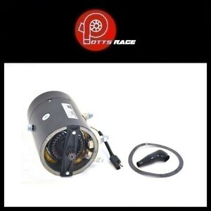 Warn Industries 64635 For Replacement 12 Volt Electric Winch Motor
