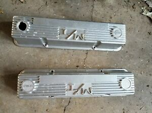 Mickey Thompson Valve Cover M T Small Block Chevy