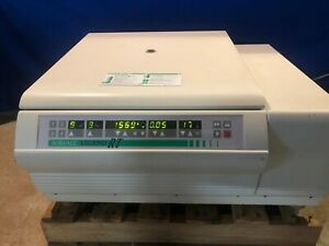 Kendro Laboratory Sorvall Legend Rt Refrigerated Benchtop Centrifuge 75004377