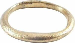 Ancient Viking Woman S Wedding Ring C 850 1050 Ad Size 7 18 8mm