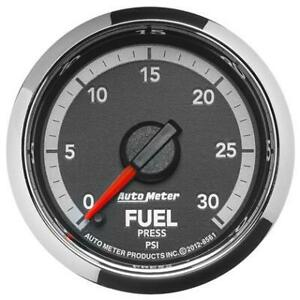 Autometer Am8561 Factory Match Electronic Fuel Pressure Gauge For Dodge