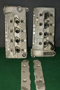 32v 4 6 Ford Mustang Svt Cobra Mach 1 Valve Covers With Coil Covers 99 01 03 04