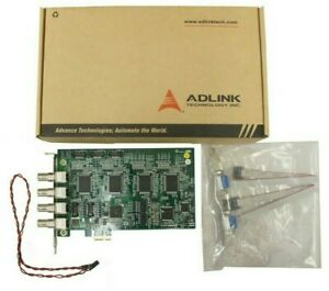 New_ Adlink Pcie rtv24 Pci Express X1 4 Channel Board_in Stock