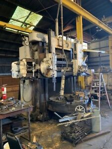Giddings Lewis Hypro Vertical Boring Mill