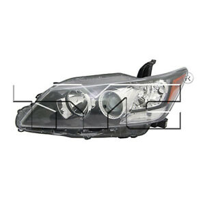 Fits 2011 2012 2013 Scion Tc Headlight Assembly Driver Side nsf Sc2518107