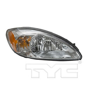 Fits 2000 2007 Ford Taurus Headlight Assembly Passenger Side nsf Fo2503169