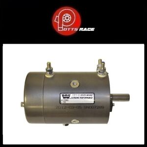 Warn Industries 74756 Fits M12 M12000 M15 M15000 12v 4 6 Hp Winch Motor
