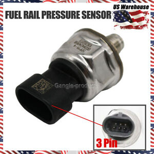 Fuel Injection Fuel Rail Pressure Sensor 12635273 For Buick Cadillac Chevrolet