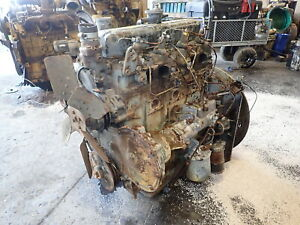 Perkins 4 212 4 236 Diesel Engine Runs Exc Video 212 4 236 Early Tractor Welder
