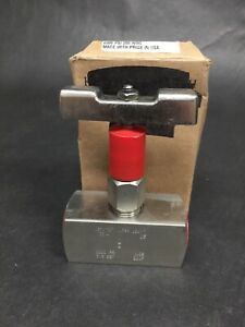Kerotest N5314 Needle Valve 6000 Psi