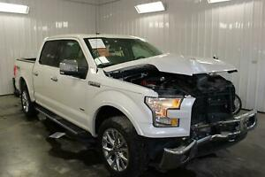 2015 16 Ford F150 6 Speed Automatic Transmission 3 5l 6r80 4x4 At 100k Miles