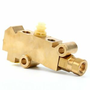 Disc Drum Brake Acdelco Proportioning combination Valve Fits Gm Chevy Car truck