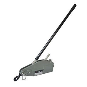1650 Lbs 3 4 Ton Wire Rope Grip Puller With 65 Cable