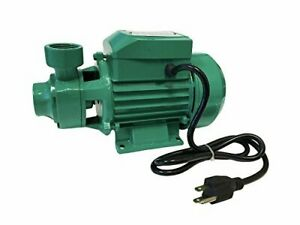 Pump Water Electric Ez Travel Collection Continuous Collection Industrial Duty