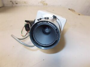 Panasonic Cctv Camera Wv bp314 With 16mm 1 1 4 Lens