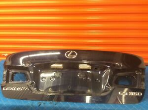 2007 12 Lexus Es350 Trunk Lid Oem Included The Back Panel