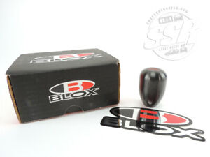 Blox Shift Knob 10x1 25 6 Speed Gun Metal