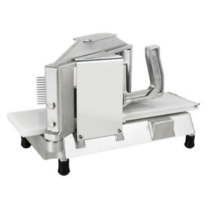 Usa Commercial Tomato Slicer Cutter 3 16 Heavy Duty Industrial Cutting Machine