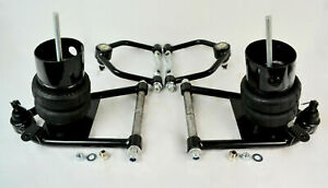 Mustang Ii Front Air Ride Suspension Conversion Kit W Control Arms 2500 Bags