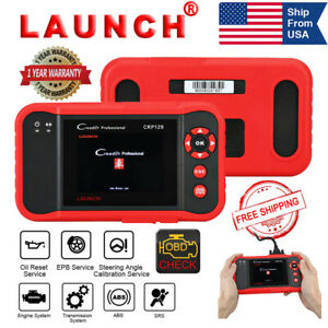 Launch Creader X431 Auto Diagnostic Tool Obd2 Scanner Code Reader Engine Abs Srs