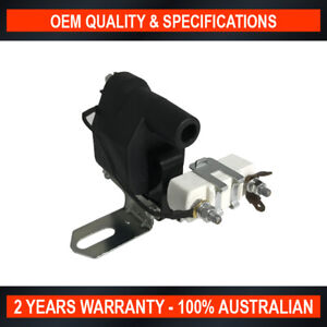 Ignition Coil W Resistor For Saab 99 For Renault 17 For Citroen Cx2200 Cx2400
