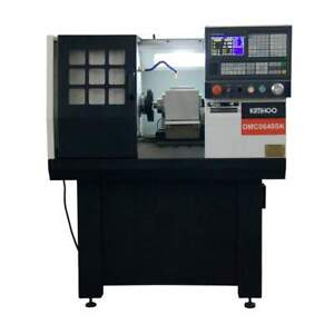 Kimhoo Cnc Polygon Turning Machine With 5c Collet Chuck