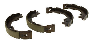 Premium Brake Shoes Preferred Fits 2012 2016 Toyota Camry Avalon Centric Parts