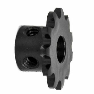 25bs10 1 4 Bore 10 Tooth Sprocket For 25 Roller Chain