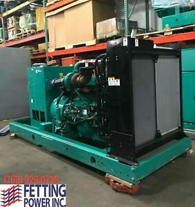 New 450kw Cummins Stationary Diesel Generator Dfej S n J140751152