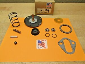 1947 To 1952 Ford Truck 6 Cylinder Single Action New Modern Fuel Pump Kit Ac 592