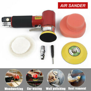 Lightweight Mini Pneumatic Air Sander Polisher 2