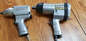 1 2 Inch Air Impact Wrench 3 4 Air Impact Wrench Craftsman Central Pneumatic
