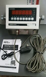 Used Triner Ts 700 Ms Scale Digital Weighing Indicator Surge Cube