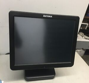 Pioneerpos Asterix Touch Mar x52aqr a1 Touchscreen Monitor With Posready 2009