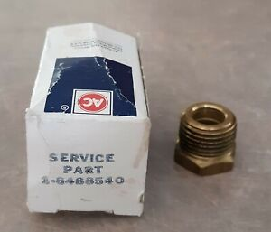 Oem Ac Gm Chevy Trans Transmission Oil Cooler Line Brass Reducer Adapter Bushing