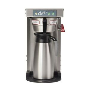 G3 Low Pro Airpot Brewers W Stainless Steel Finish Tlp12a free Installation
