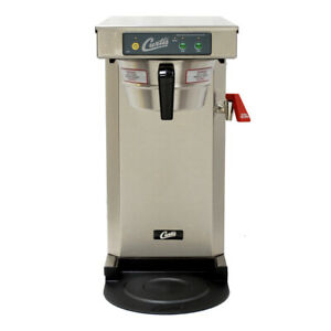 G3 Low Profile Airpot Brewers W Stainless Steel Finish free Installation