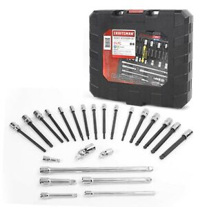 Craftsman 24 Pc Reach Access Add on Set 30024 930024