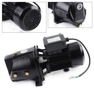 Shallow Well Jet Pump W pressure Switch 1 Hp Shallow Well Water Jet Pump 110v