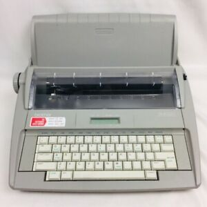 Brother Daisy Wheel Electronic Typewriter Sx 4000 Lcd Fully Functional Tested