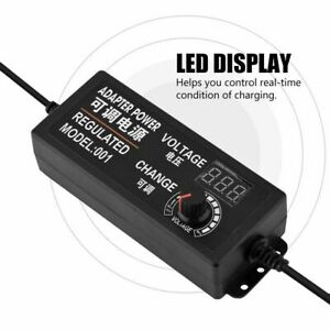 3 24v 1 5a 3a 5a 72w Speed Control Volt Ac dc Adjustable Power Adapter Supply