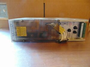 Indramat Tvm 2 2 050 220 300 w1 115 220 Ac Servo Power Supply