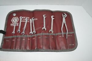 Matco Tools 8 Pc Ignition Wrench Set Iwk11k In Case