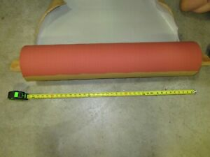 Republic 7 25 Od X 34 Rubber Coated Conveyor Pressure Roller Bore 3 3 8