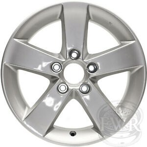 New 16 Silver Alloy Wheel Rim For 2006 2007 2008 2009 2010 2011 Honda Civic