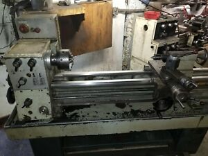 Clausing Colchester Model 12vs Straight Bed Engine Lathe 13 X 40