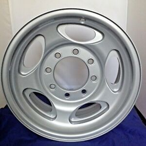 Ford E250 E350 Van Oem 16 Alloy Wheels 8 Lug Set Rims 95 14 Chrome Powdercoated