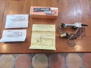 1940s 1950s Car Truck Signal Stat Turn Signal Switch Dodge Ford Chevy Vintage