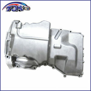 New Oil Pan For 2001 2008 Ford Ranger 2 3l 4cyl Engine 4 Qts City Aluminum